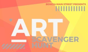 Art Scavenger Hunt @ Downtown Benicia | | |