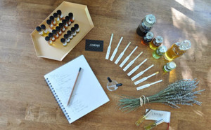 Natural Perfume Workshop with Jessica Hannah @ UC Botanical Garden | Berkeley | California | United States