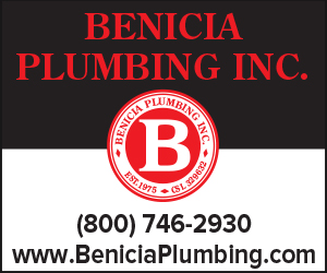 Benicia Plumbing Advertisement