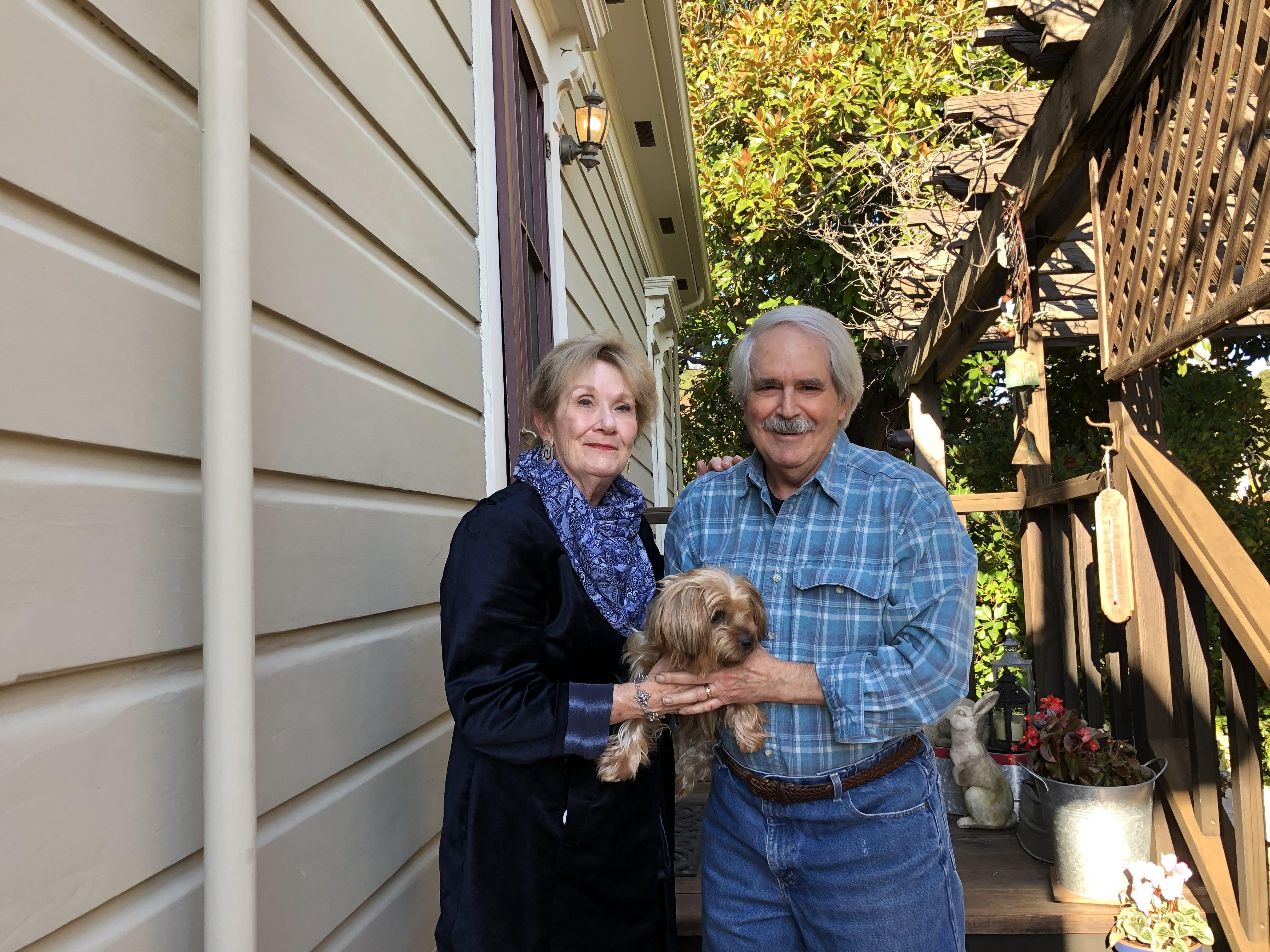 Carol and Bob Berman