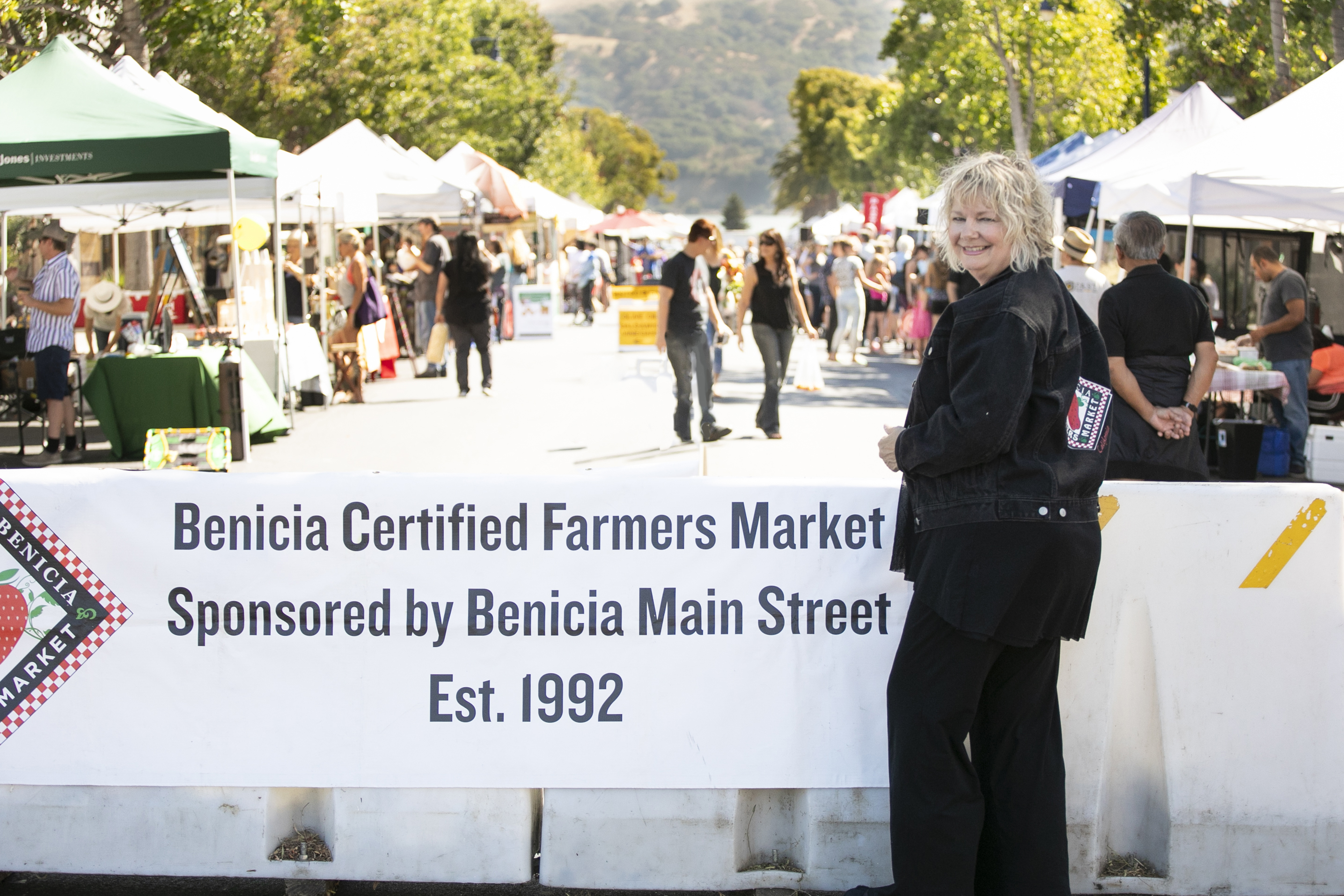 Benicia Certified Farmers Market Returns