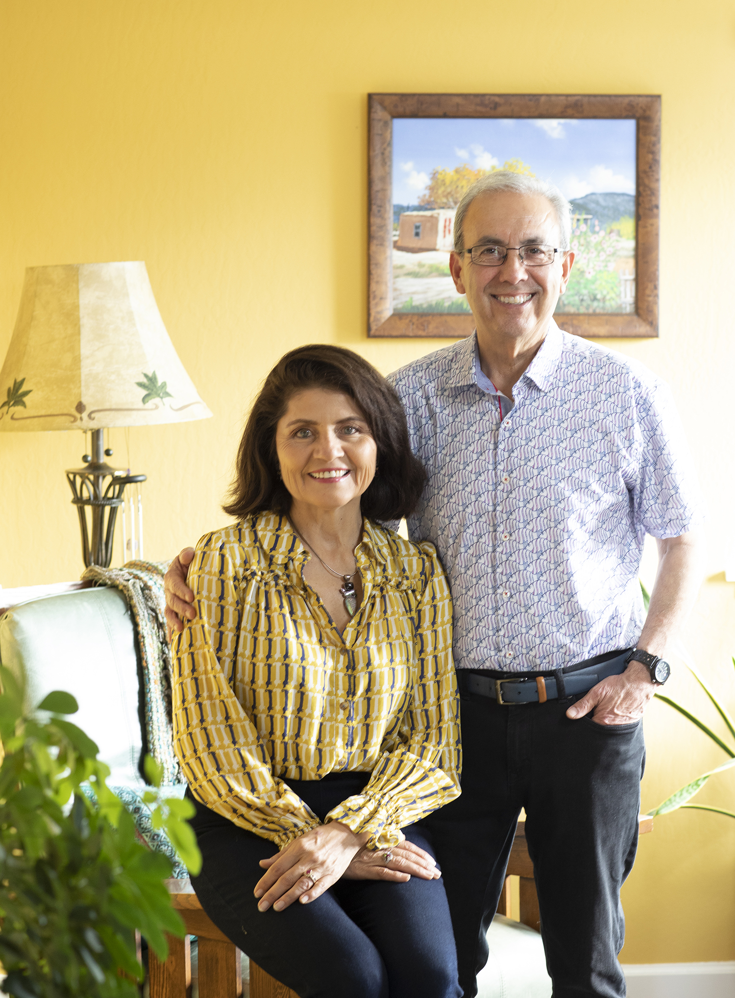Interview with Luis and Nancy Herrera