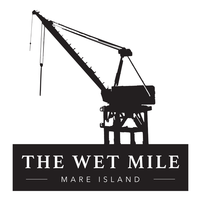 Spirits, Art, and History: The Wet Mile on Mare Island