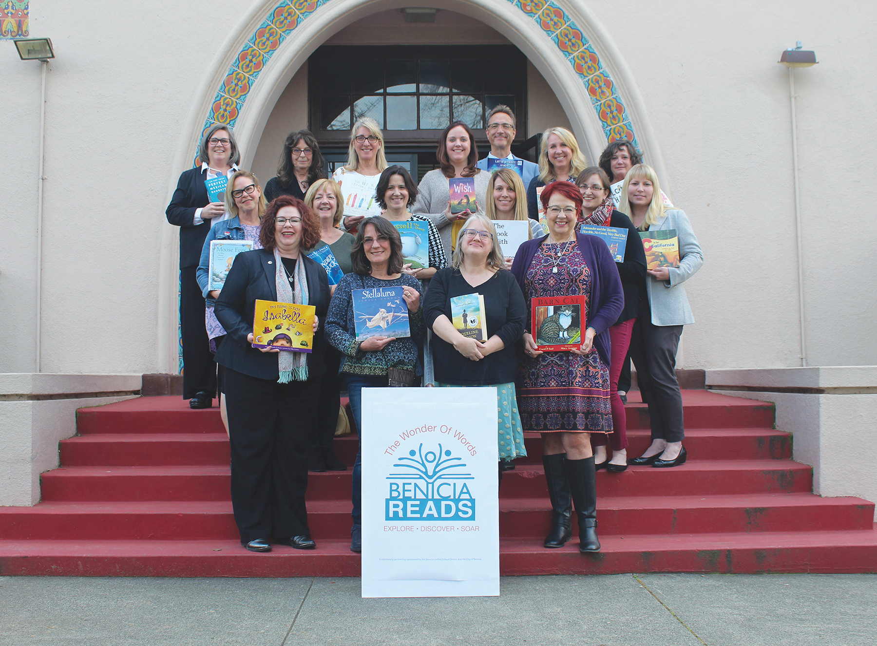 Benicia Literacy Program-Benicia Reads-Update