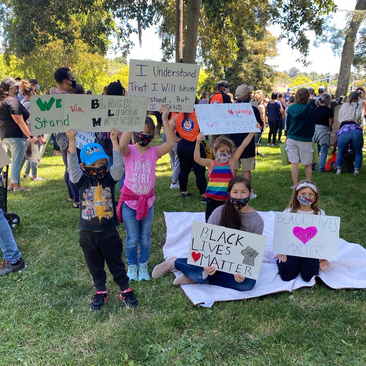 Benicia Responds; Black Lives Matter