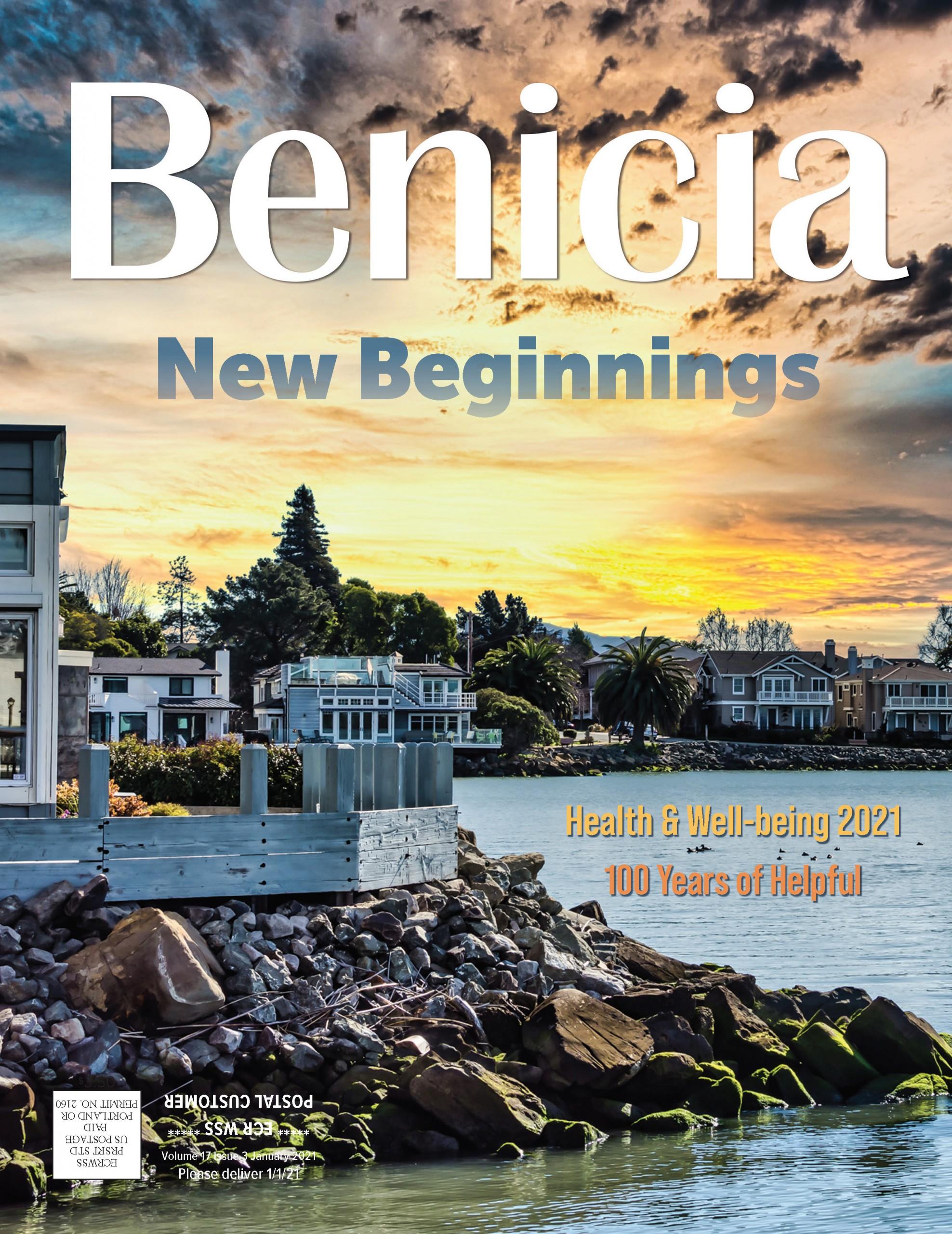 Benicia Magazine Contributors