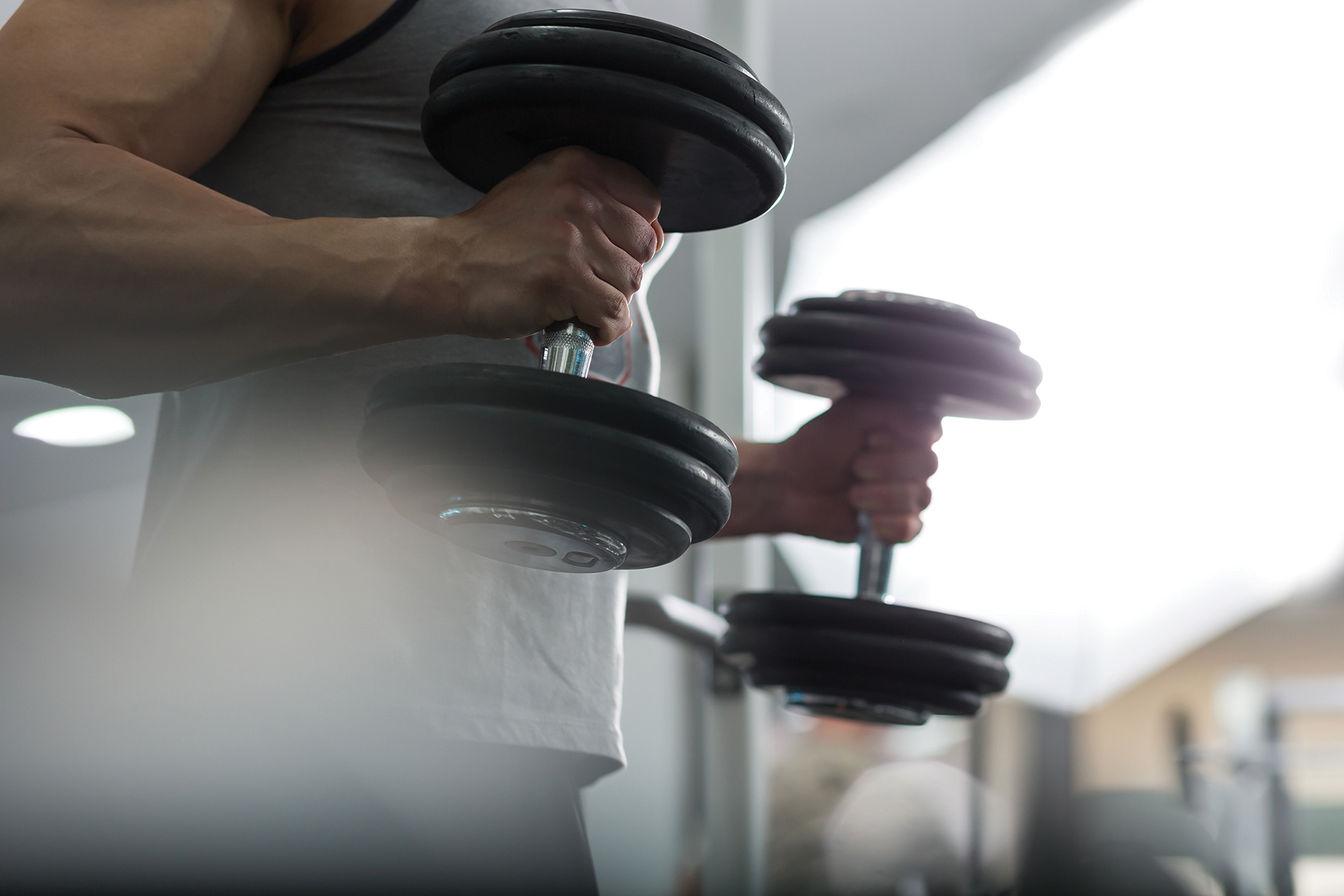 The Mechanics of Bodybuilding