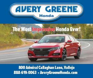 Avery Greene Honda Advertisement