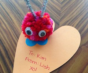 Arts and Crafts for Valentine's Day