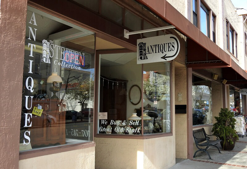 Stayin' Alive: Benicia Business Bounces back