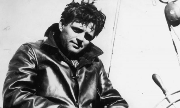 Hidden Benicia: How Benicia Saved Jack London's Life