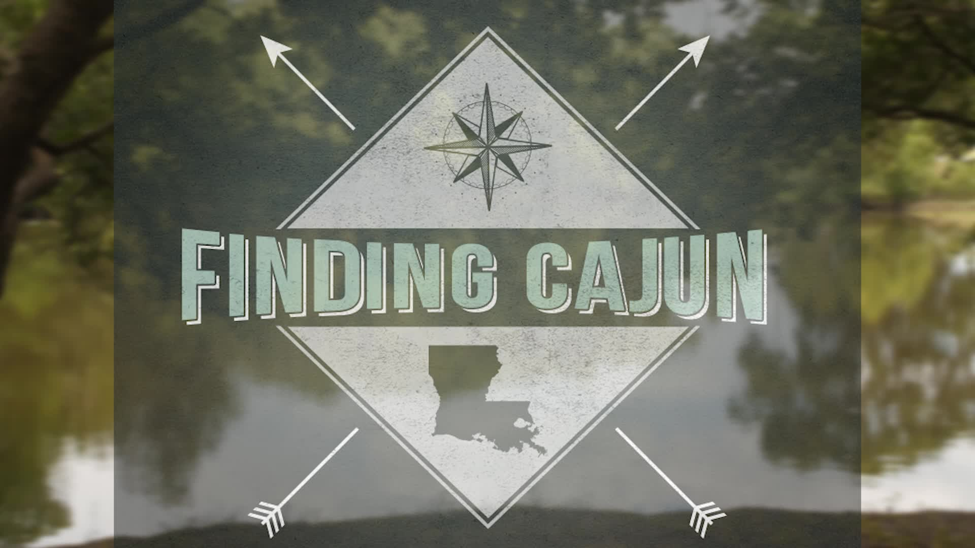 """""""Finding Cajun"""" screener image"""