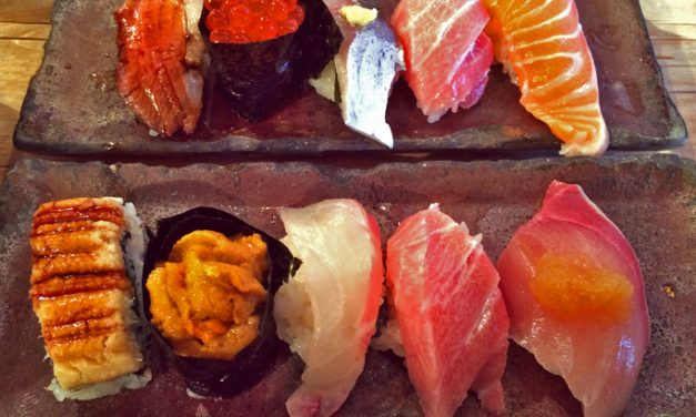 Dinner & a Movie: Izakaya and Jiro Dreams of Sushi
