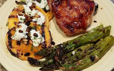 Grilling: It's Not Just for Burgers Anymore