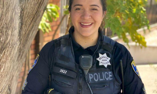 Sergeant Michelle King