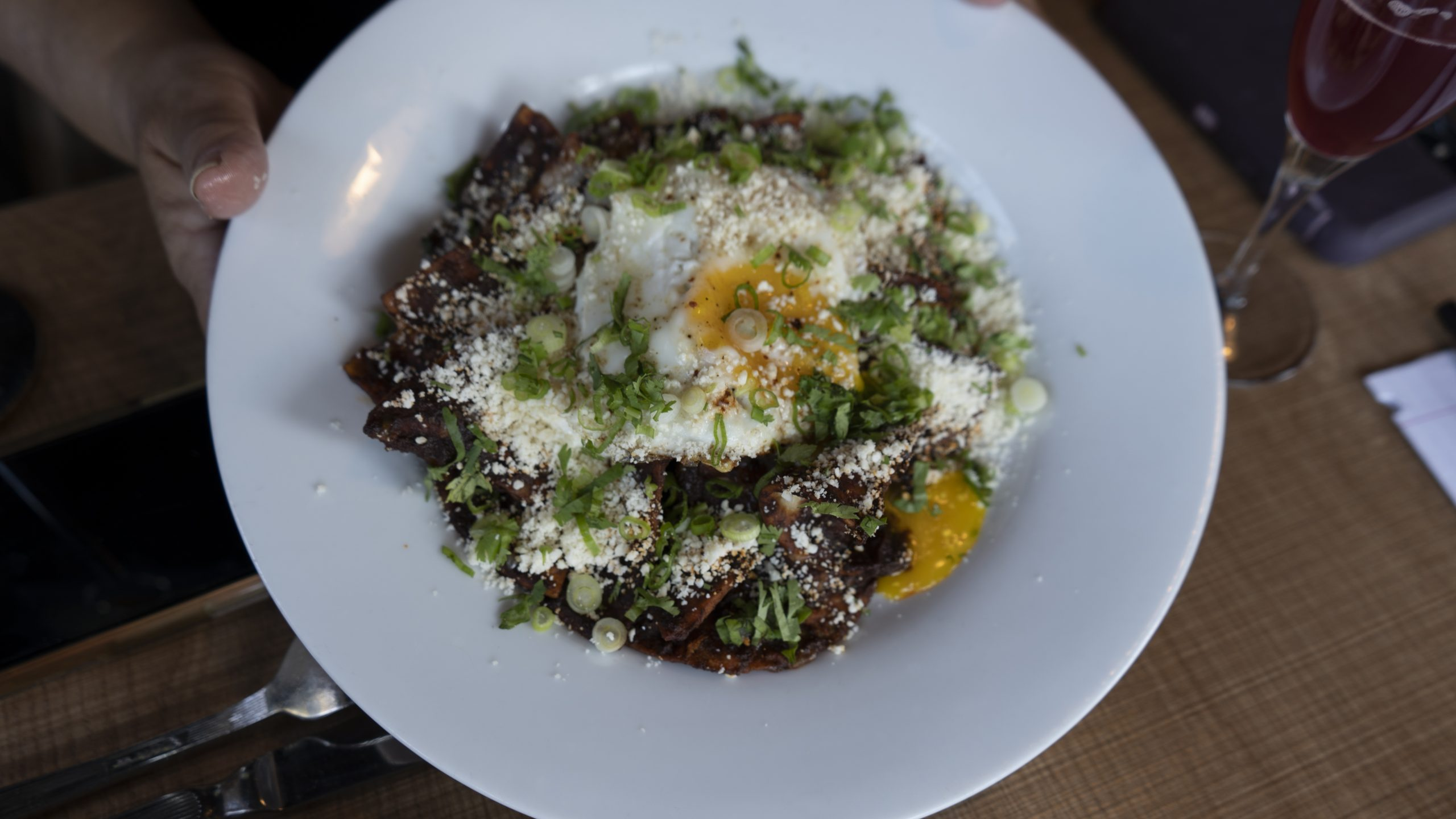 Provisions chilaquiles
