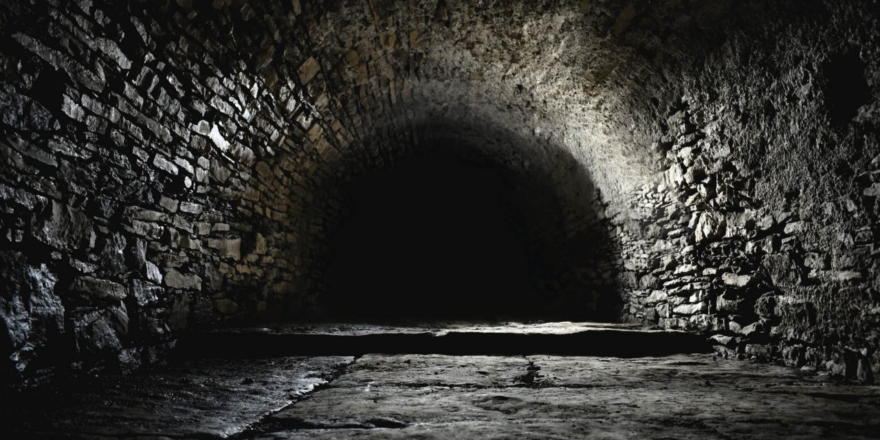 Hidden Tunnels of Benicia