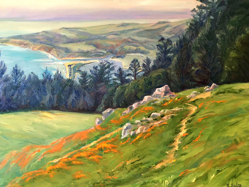 Summertime Lures Benicia Plein Air Gallery Painters Outdoors