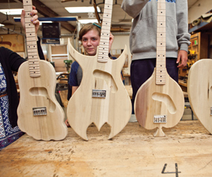 BMS Students Show Passion For After School Guitar Club