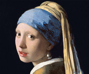 Fashionista: Vermeer's The Girl With the Pearl Earring Inspires Modern Fashion