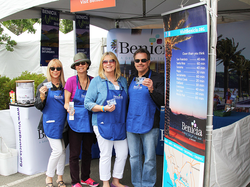 Benicia To Participate Once Again At Sunset Celebration Weekend