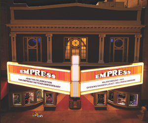 Vallejo's Empress Theatre Celebrates 100th Birthday