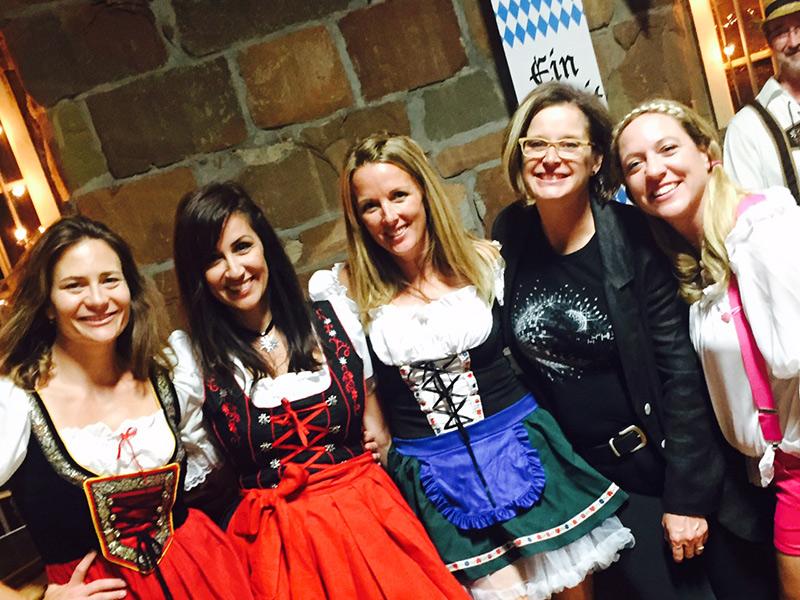 Oktoberfest Returns To The Clock Tower Oct. 1