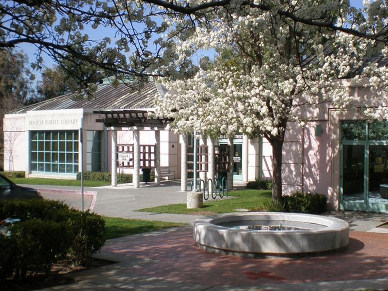 Benicia Library Celebrates 25 Years