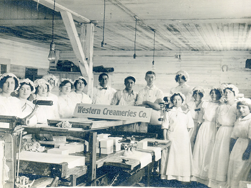 Backwards Glance: In The 1900s Butter Was Big Business In Benicia!