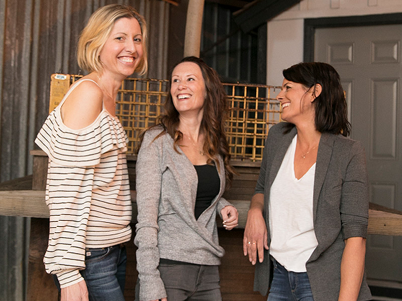 When It Comes To Work-life Balance, Three Benicia Women Have It Nailed