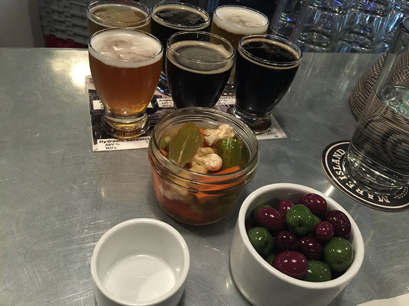 Craft Beer & Mare Island's Legacy On Tap In Vallejo
