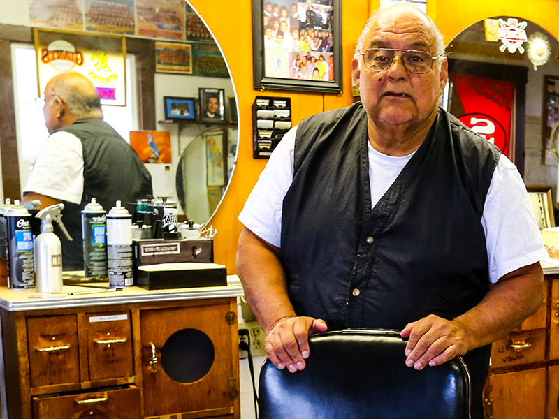 Trends: Reinventing The Old Fashioned Barber Shop