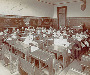 Backwards Glance: Benicia School Days Circa 1890