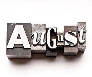 Looking Back: August Throughout History