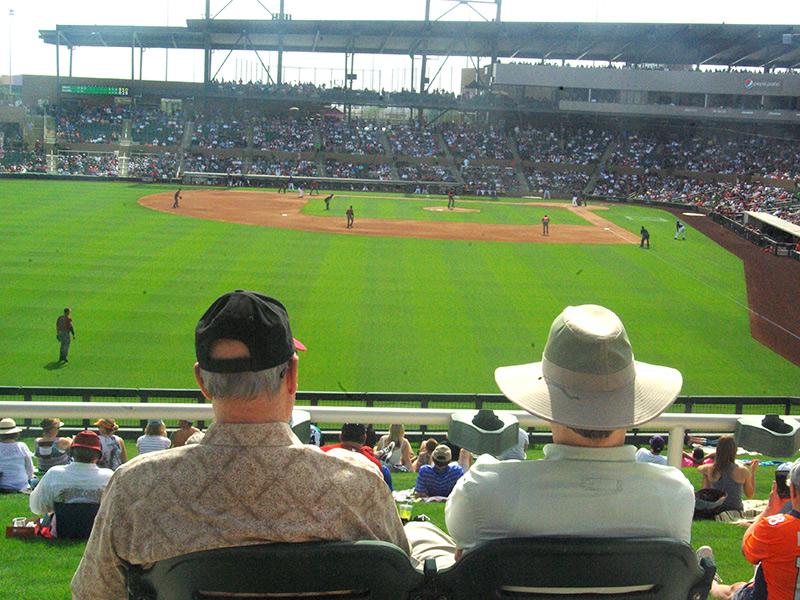Baseball and Much More, Arizona Style
