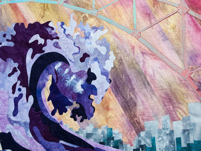 Threads of Change: Material Matters Exhibit Opens At The Library