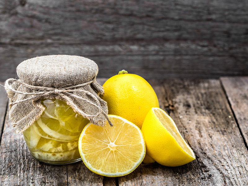 Bruce Rockwell's Favorite Meyer Lemon Recipes For The Many Locals Who Grow Them