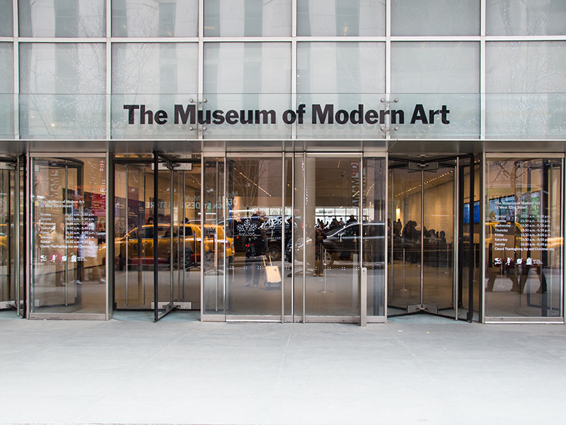 "Trends: NY Museum Of Modern Art Asks, ""Is Fashion Modern?"""