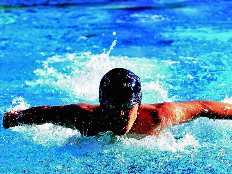 Swimming For Exercise And Recreation