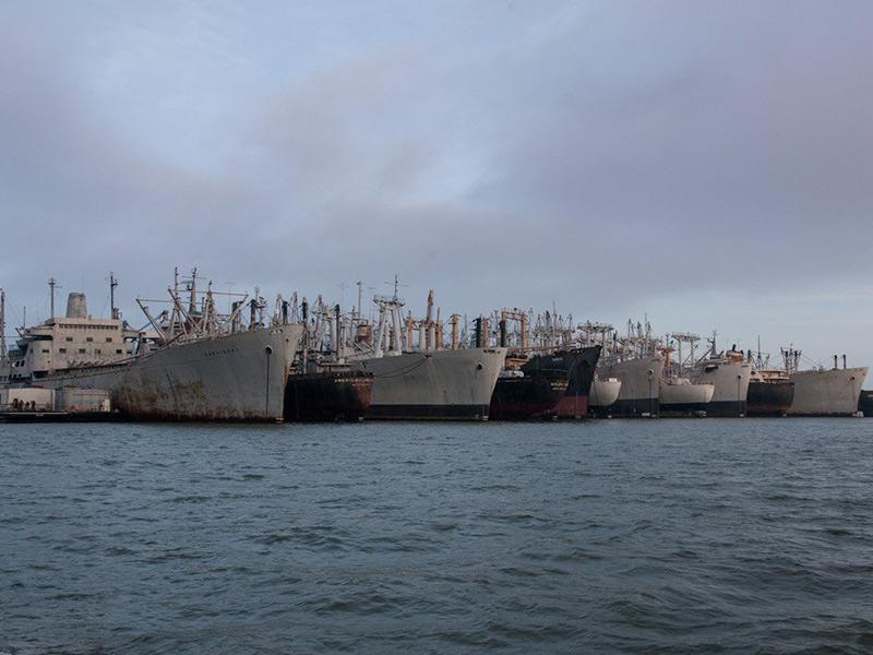 Eleven Remaining Ghost Fleet Ships Still On Active Duty