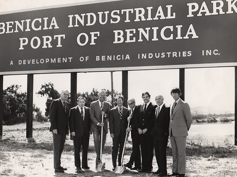 Backwards Glance: How Benicia's Army Arsenal Became A Thriving Business Park