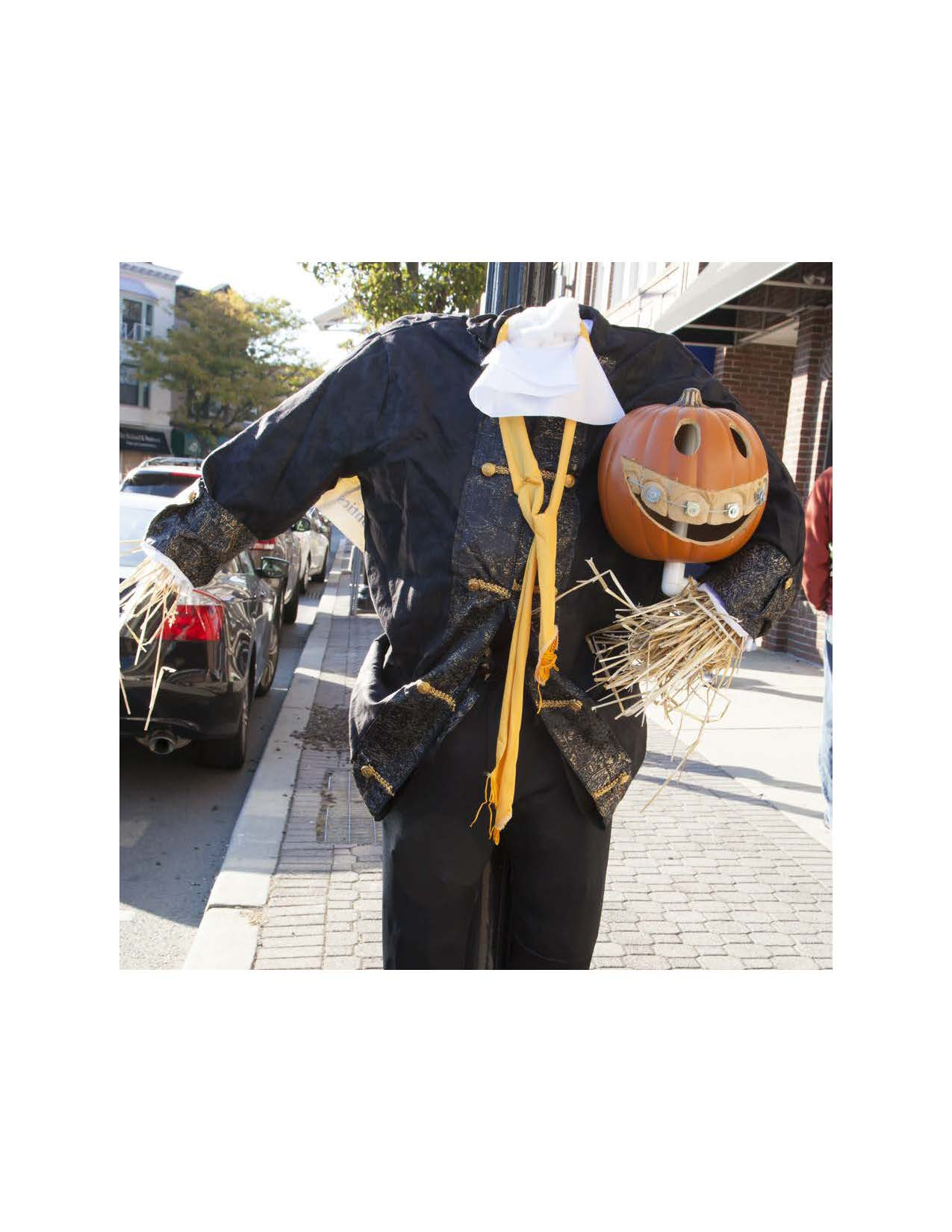 Downtown Benicia Annual Scarecrow Contest