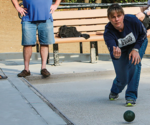 Bowled Over By Bocce