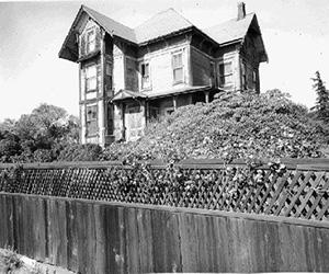 Backwards Glance: The Crooks House
