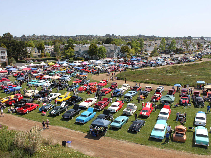 Competition, Music & A Whole Lot Of Fun At Waterfront Classic Car Show
