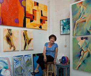Annual Artist Open Studios Weekend Draws Thousands