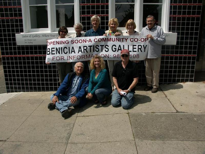 Boosting Benicia's Art Scene: New Gallery to Open Downtown