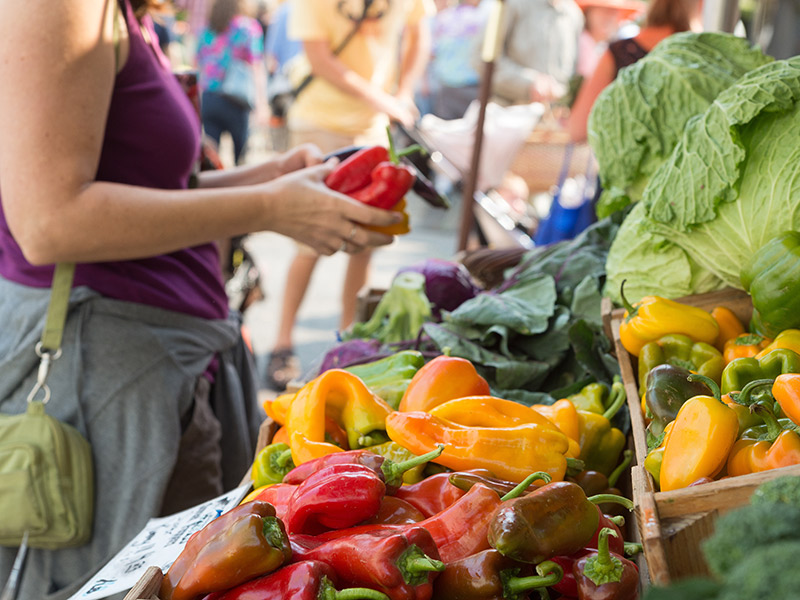 Going Beyond Produce At The Benicia Farmers Market