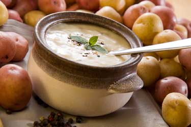 Potato Soup: A Generational Staple that's Good for All Seasons