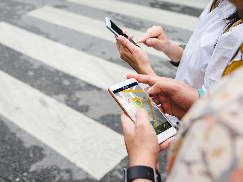 Trends: Navigating Public Transportation Using Travel Apps